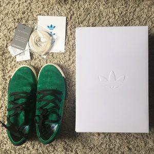 Alexander Wang + Adidas shoes